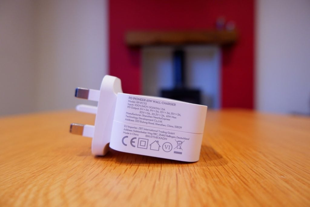 RAVPower 61W Power Delivery GaN charger Review - Is this the best MacBook Pro charger? 2
