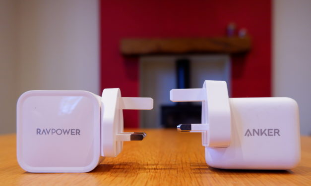 RAVPower 61W Power Delivery GaN charger Review – Is this the best MacBook Pro charger?