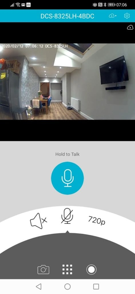 D-Link Smart Full HD Wi-Fi Camera Review – A home automation indoor camera with AI person detection 2