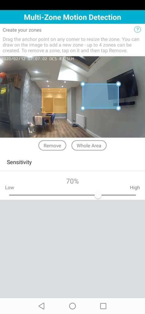 D-Link Smart Full HD Wi-Fi Camera Review – A home automation indoor camera with AI person detection 7