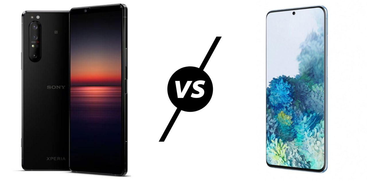 Sony Xperia 1 II vs Samsung Galaxy S20 – Sony bizarrely omits 5G from their latest flagship, is is worth it over the S20?