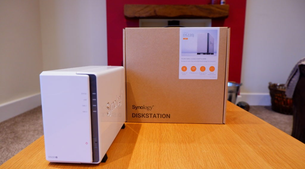 Synology DS220j 2 Bay NAS Review – More affordable than the DS218play & better than the DS218j 1
