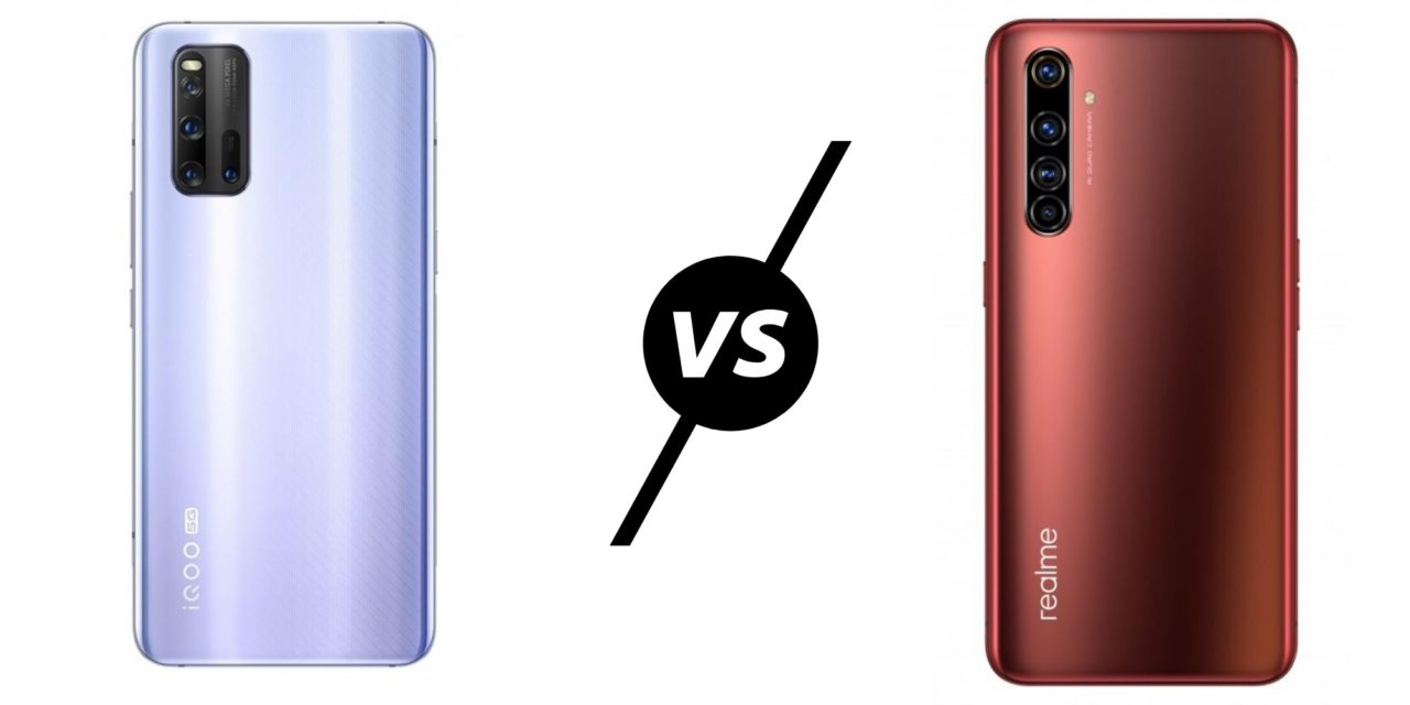 Vivo iQOO 3 5G vs Realme X50 Pro 5G – India's first two flagship 5G phones in a country without 5G