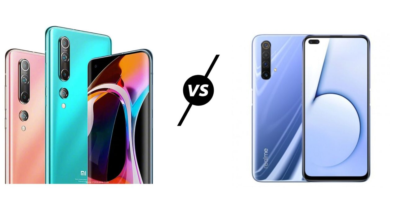 Xiaomi Mi 10 Pro 5G vs Realme X50 Pro 5G compared – Which is the best affordable flagship phone?