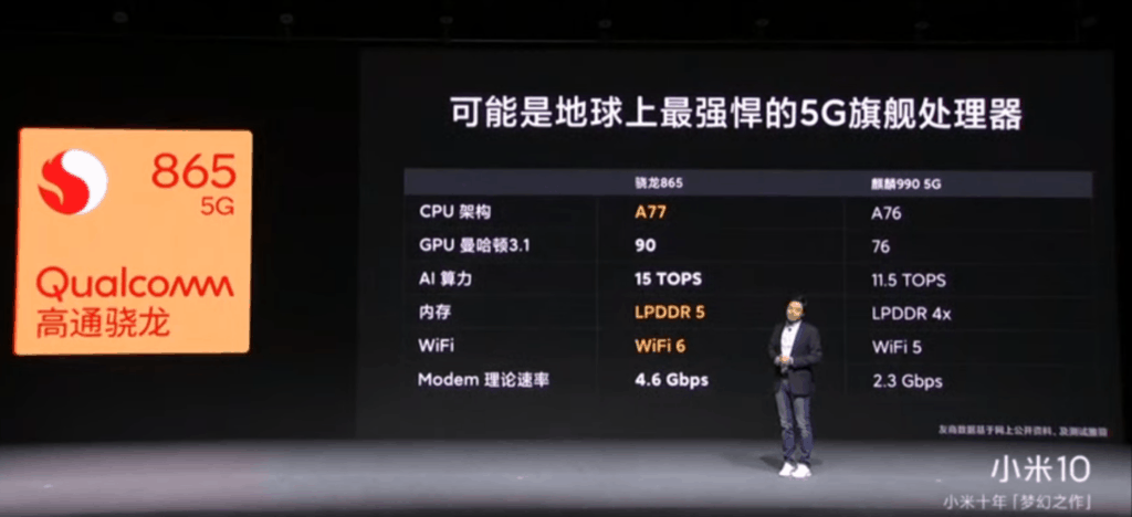 Xiaomi Mi 10 announced from 3999 CNY / £443 – Mi 10 Pro for from 4999 CNY / £552 in a Huawei Mate 30 Pro comparison filled announcement 1