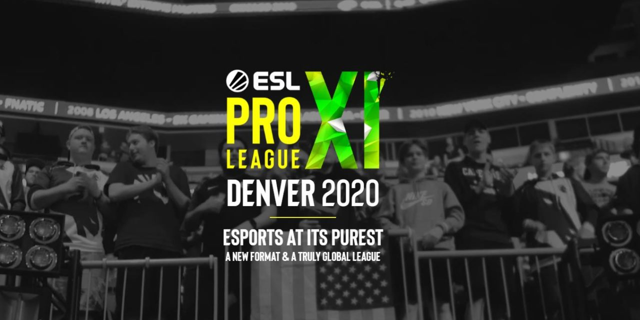 ESL Pro League Season 11 – Counter-Strike: Global Offensive comes back to the US