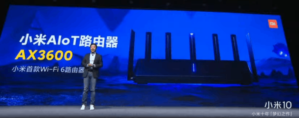 Xiaomi Me AIoT AX3600 Wi-Fi 6 router will launch with Mi 10 featuring enterprise Qualcomm Networking Pro 600 IPQ8071 4