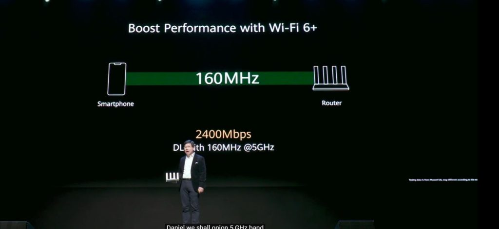 Is the Huawei WiFi AX3 with Wi-Fi 6+ faster than the TP-Link Archer AX11000 or Netgear RAX120 with normal Wi-Fi 6? 3