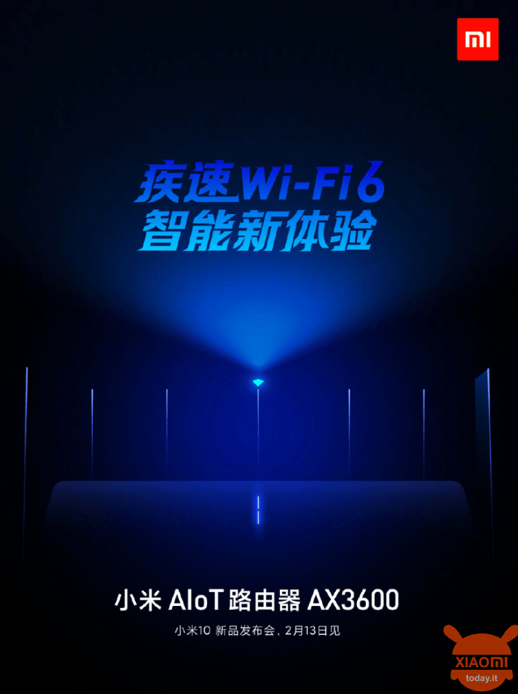 Xiaomi Me AIoT AX3600 Wi-Fi 6 router will launch with Mi 10 featuring enterprise Qualcomm Networking Pro 600 IPQ8071 6