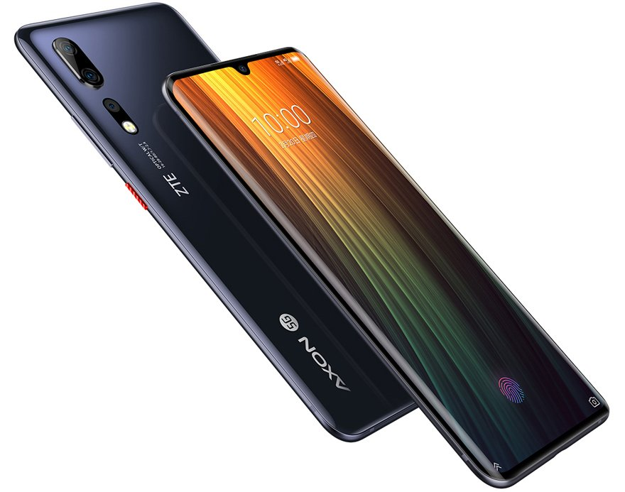 ZTE beats Samsung to the first Snapdragon 865 phone with Axon 10s Pro 3
