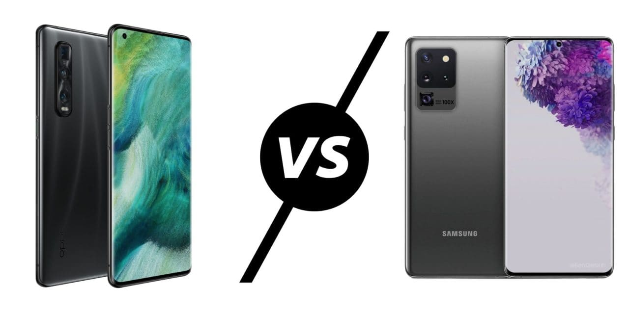 Oppo Find X2 Pro vs Samsung Galaxy S20 Ultra & Plus Compared – The Find X2 could be the best premium flagship of the year so far with a lower price than Samsung.