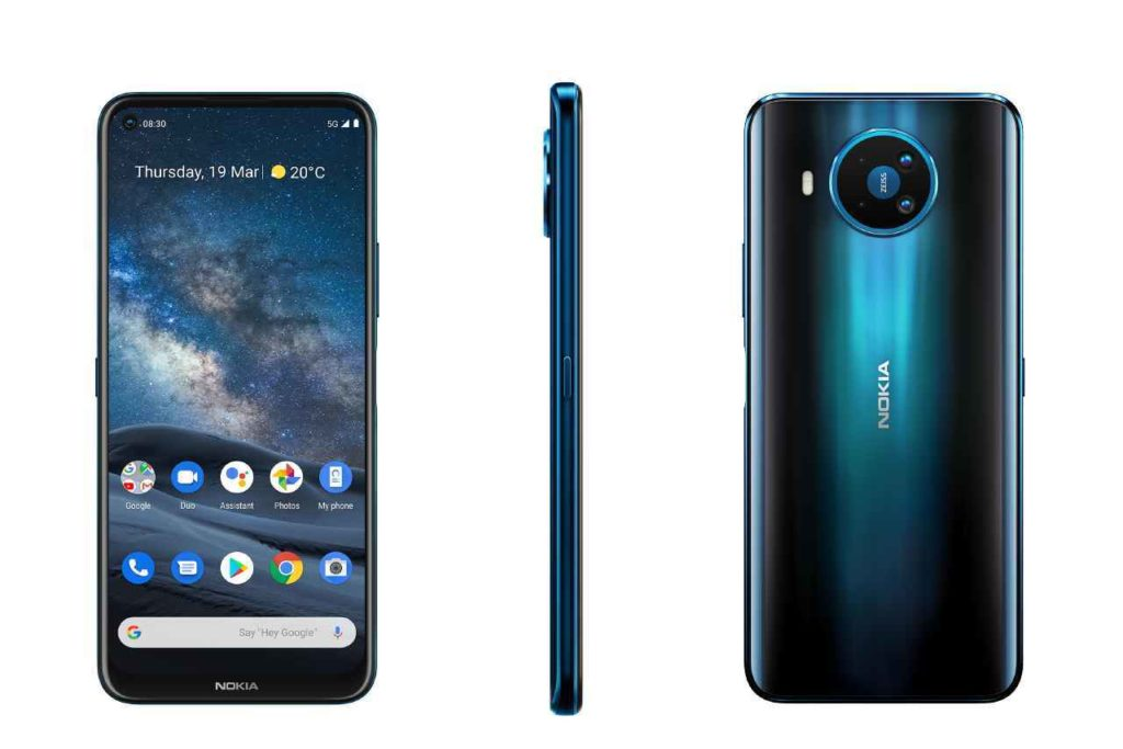 Nokia 8.3 5G vs Redmi K30 5G vs Realme x50 - Which is the best affordable 5G phone? 1