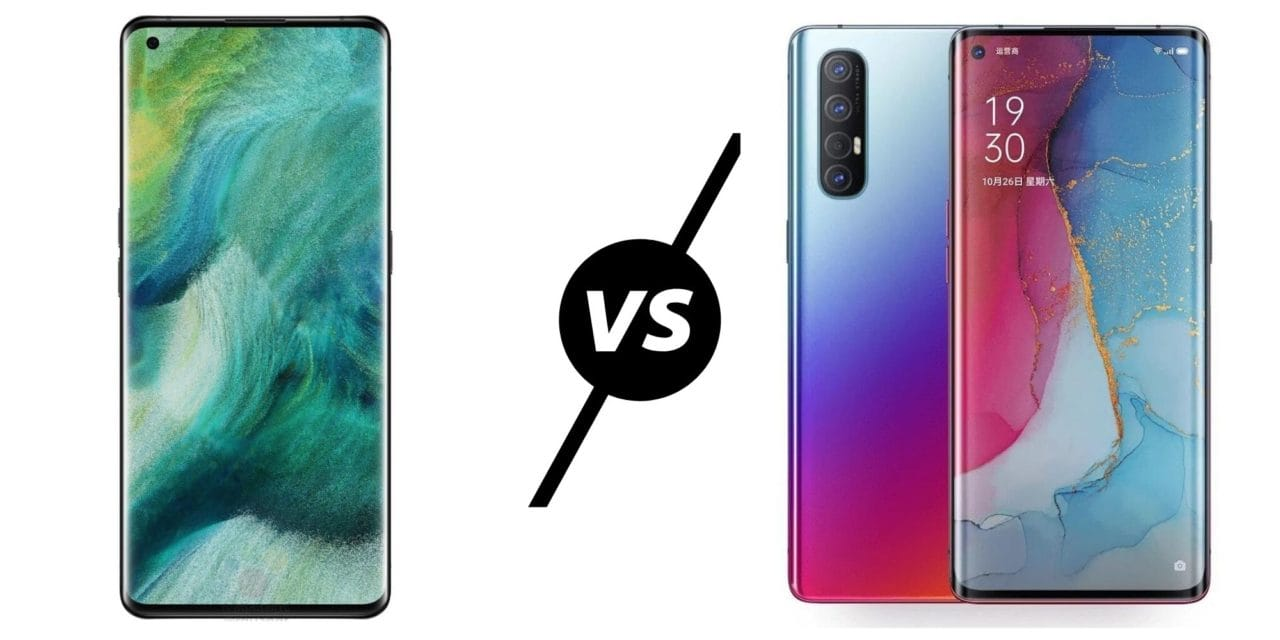 OPPO Find X2 vs Oppo Reno3 Pro – The Find X2 is like a Reno3 Ultra