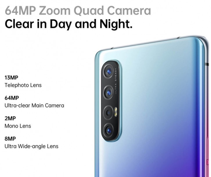 Oppo Reno3 Pro 4G International Variant vs Oppo Reno3 Pro Chinese – Different phones so why keep the same name? 5