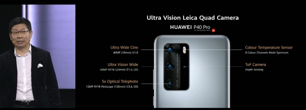 Huawei P40 Pro and Pro Plus announced – now with five cameras and 10x optical periscope zoom 3
