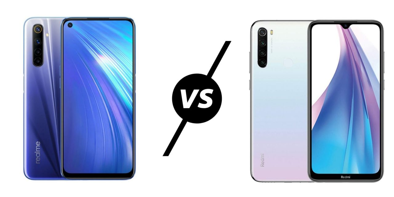 Realme 6 vs Xiaomi Redmi Note 8 Pro – Realme is the 2nd company to use the Helio G90T but is it as good as the Redmi?