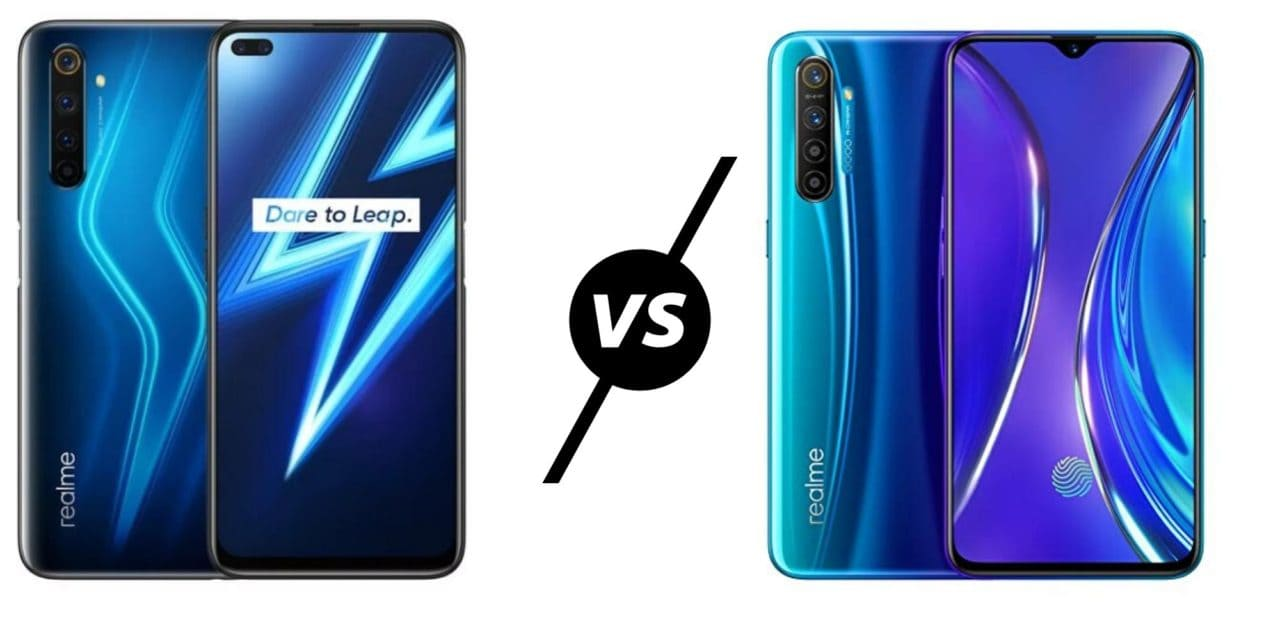 Realme 6 Pro vs Realme X2 & 5 Pro – The new Realme 6 Pro with Snapdragon 720G offers SD730G performance on the cheap compared to the X2 / XT