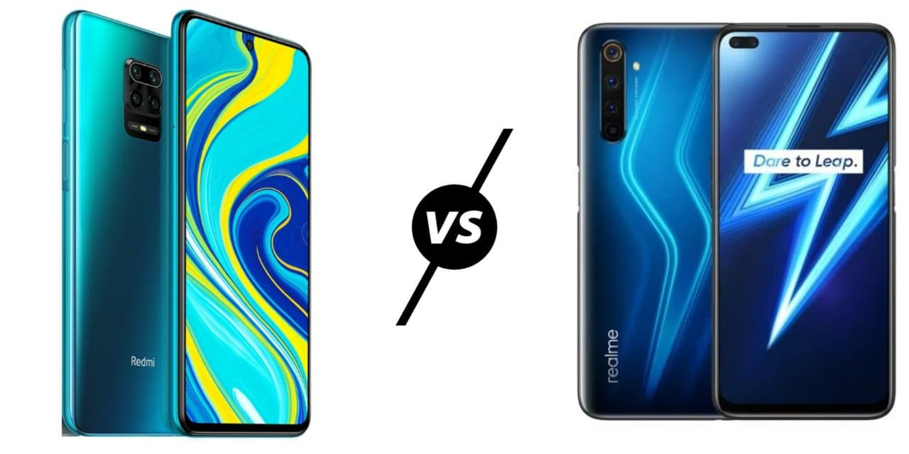 Xiaomi Redmi Note 9S vs Note 9 Pro vs Realme 6 Pro – Which is the best affordable phone?