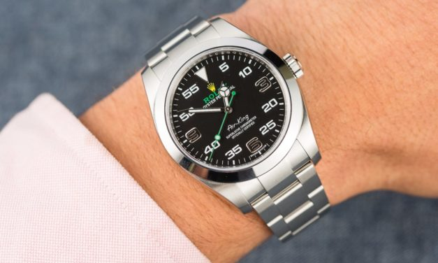 Should you consider buying the The Rolex Air-King?