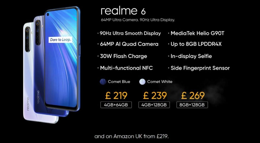 Realme 6 Pro Review – Astonishing value for money with a significant leap in performance over the Realme 5 Pro. 55