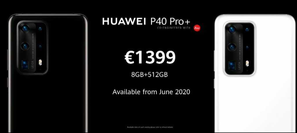 Huawei P40 Pro and Pro Plus announced – now with five cameras and 10x optical periscope zoom 8