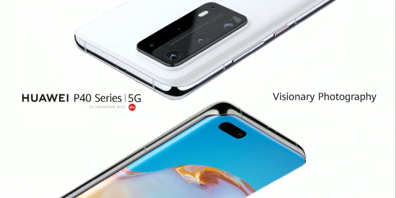 Huawei P40 Pro and Pro Plus announced – now with five cameras and 10x optical periscope zoom