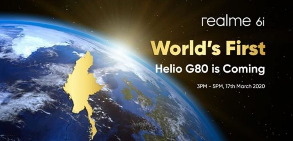 Realme 6 and 6 Pro will launch in the EU & UK on 24th of March - Realme 6i to launch in Asia. 4