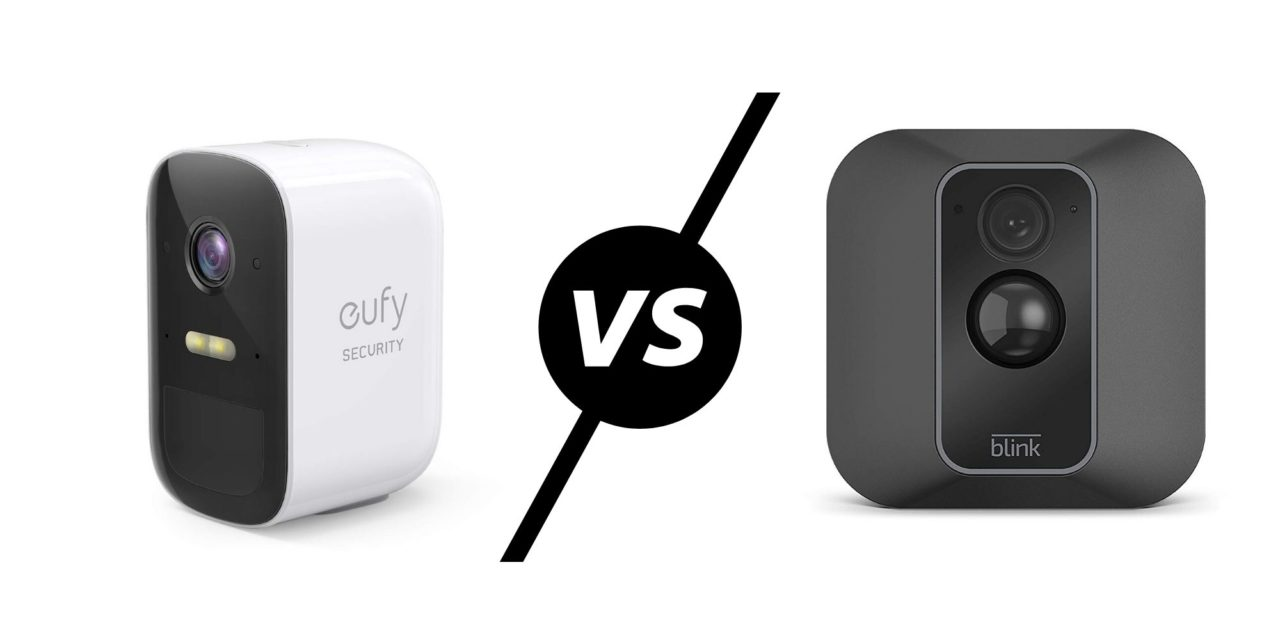 eufyCam 2C vs Blink XT2 Compared – Which is the best budget wire-free security camera?
