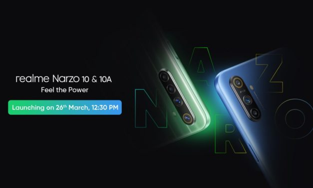 Realme Narzo 10 & Narzo 10A launching in India will likely be rebadged Realme 6i & Realme C3