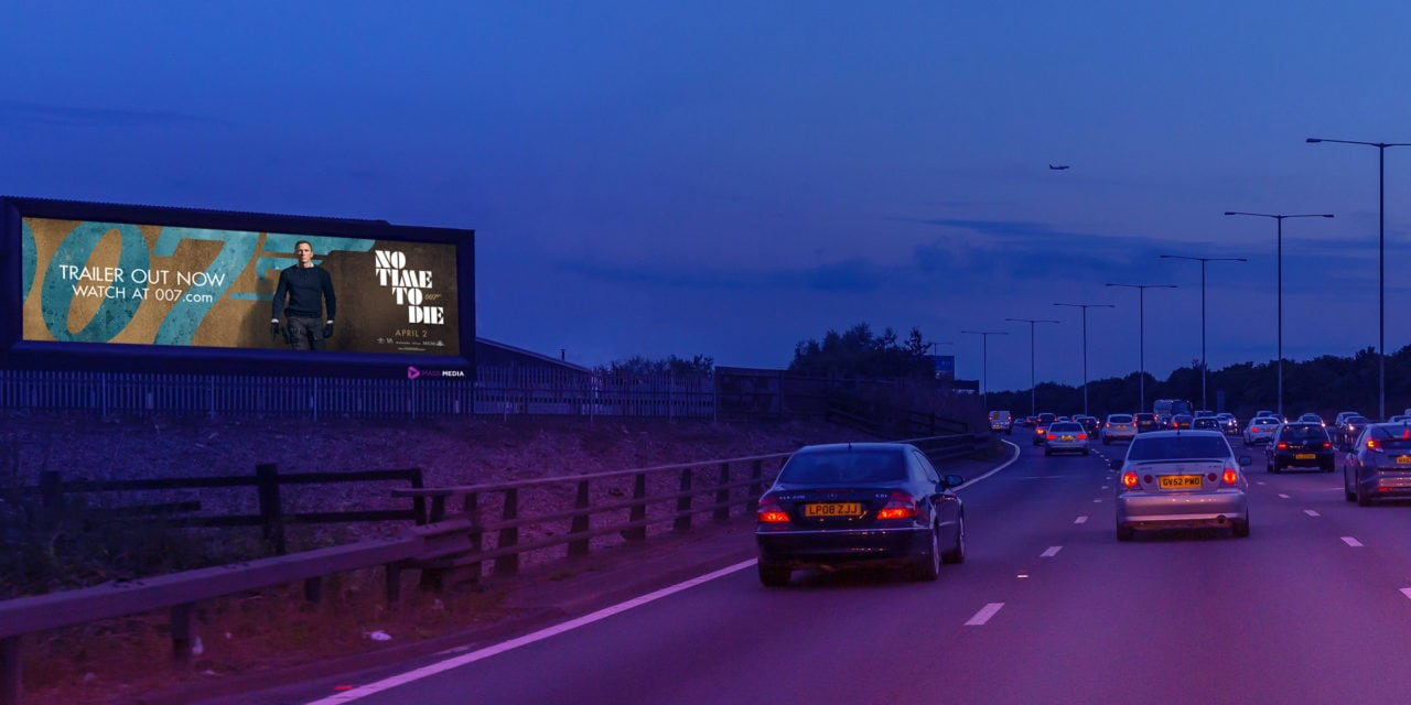 DOOH –  Using Smart Tech to Reach the Right Audience