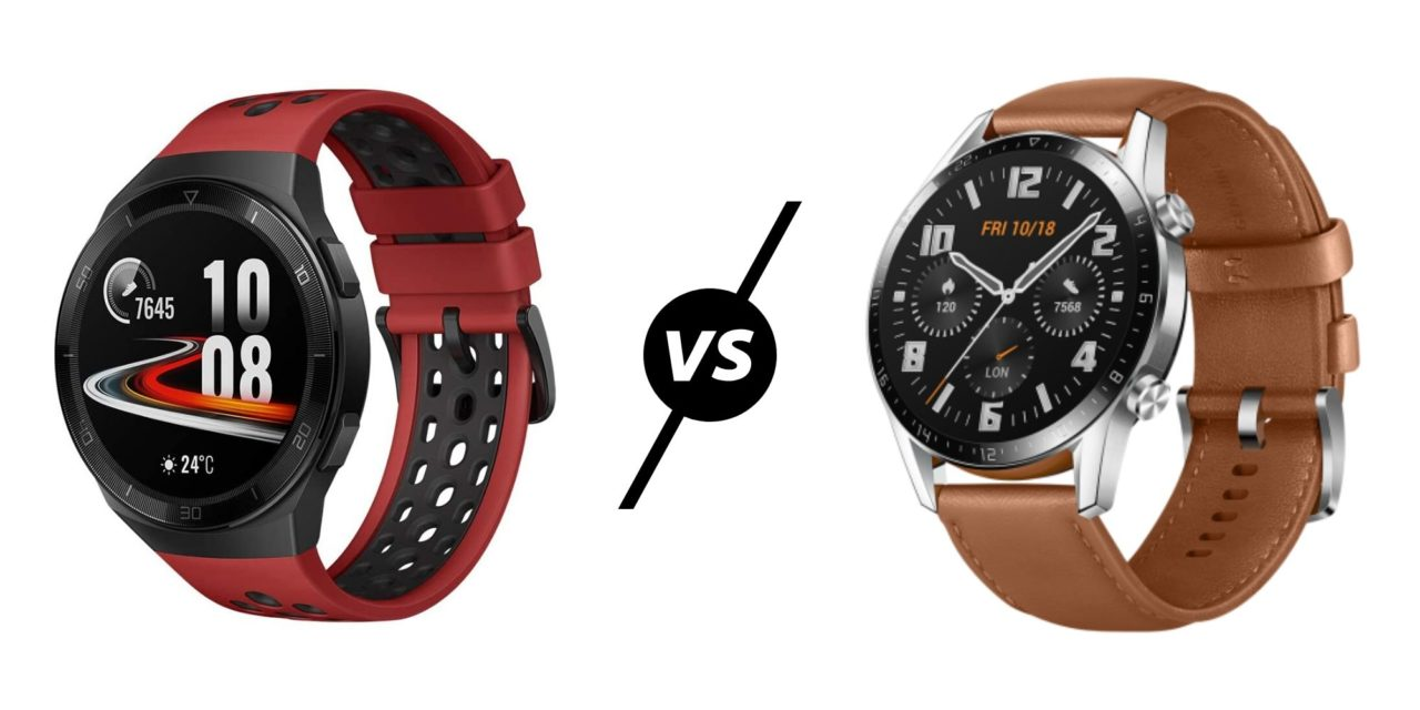Huawei Watch GT 2e vs GT 2 vs GT – Which is best and what has changed?