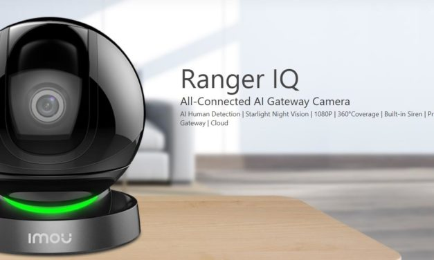 8 Features to Love About the Imou Ranger Pro Home Security Camera