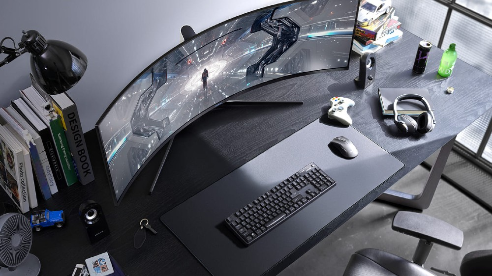 Samsung Odyssey C49G95T monitor ups the spec vs C49RG90 with faster 240Hz on the 49-inch 5120x1440 DisplayHDR 1000 panel priced at £1,279.99 4