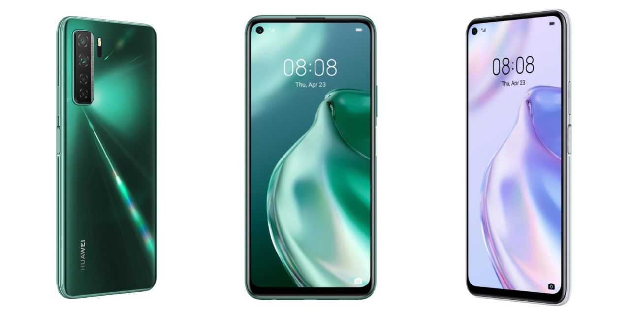 Huawei P40 Lite is one of the most affordable 5G phones to launch in the UK at just £379.99 (but still no Google)