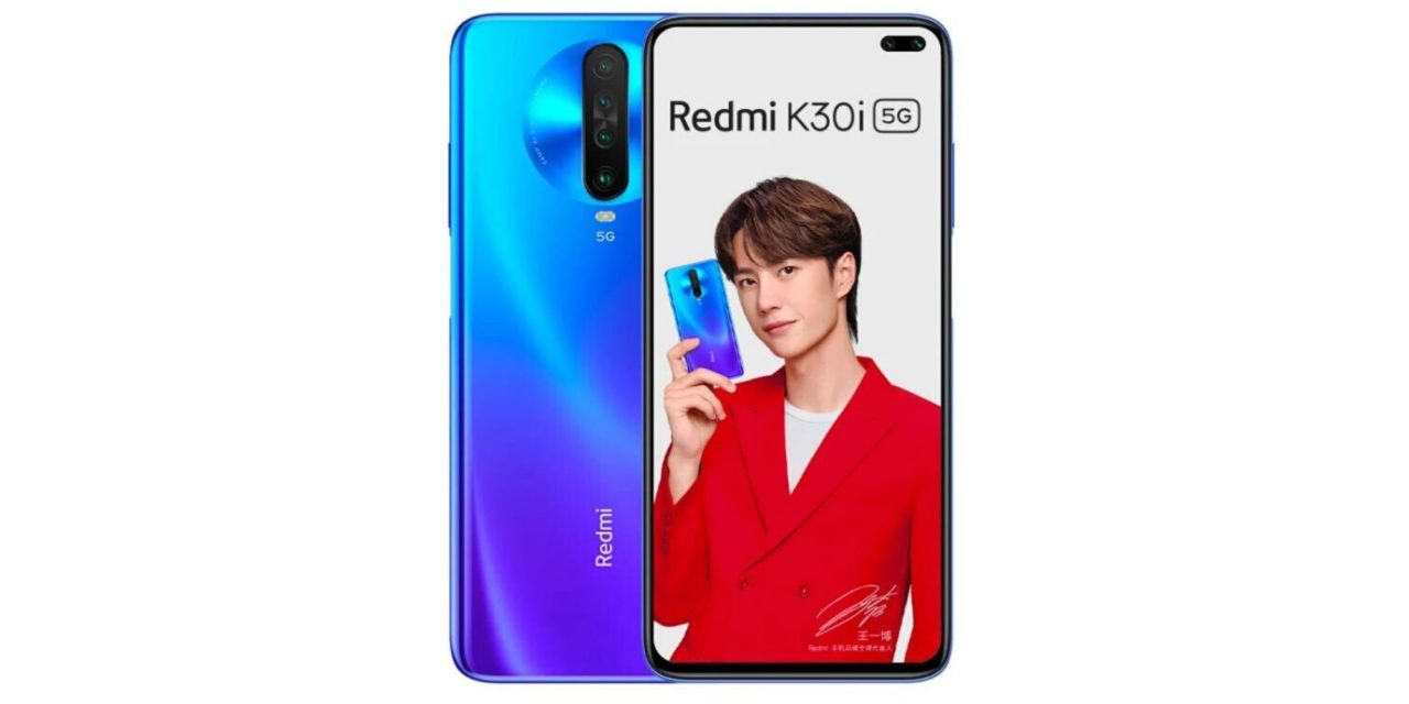 XIAOMI REDMI K30I 5G IS IDENTICAL VS REDMI K30 5G BUT WITH A DOWNGRADED CAMERA BUT NO REAL SAVING ON PRICE