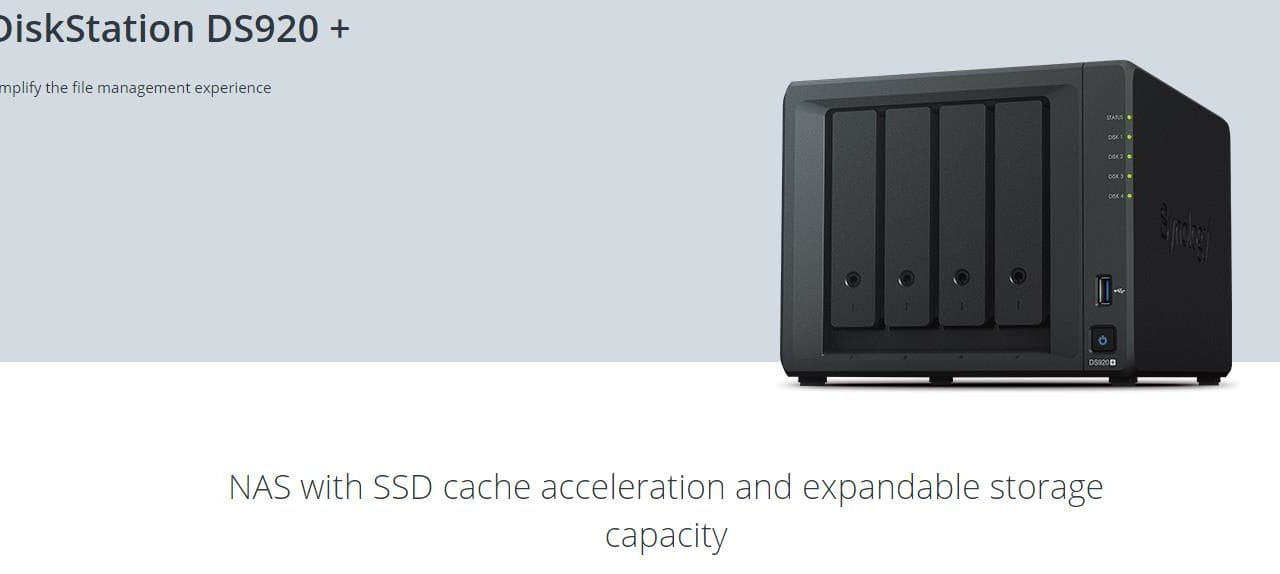 Synology D9220+ vs DS420+ vs DS918+ vs DS418play – New faster NAS solutions coming with DDR4 & NVMe support (now with DS720+)