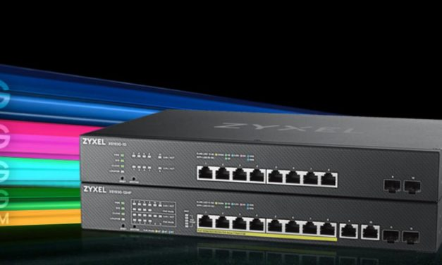 Zyxel XS1930 series is a (semi) affordable multi-gig/10Gbe cloud managed switch undercutting Ubiquiti's limited 10G offerings