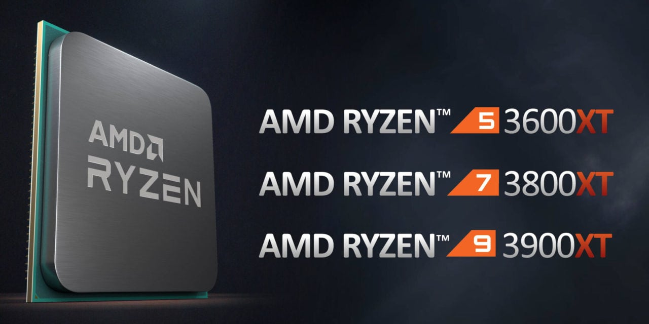 AMD Ryzen 5 3600XT vs 3600X vs Intel Core i5-10600K & i7-10700K Geekbench shows impressive gains compared to Intel & the older  3600X