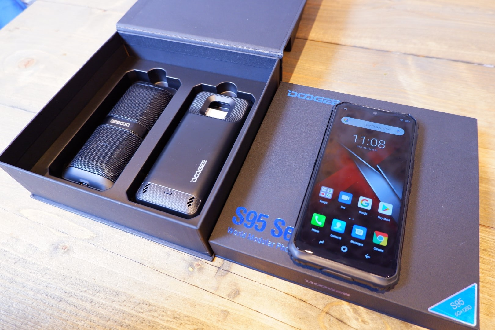 Doogee S95 Super Review – A rugged modular smartphone that's actually not bad | Mighty Gadget Blog: UK Technology News and Reviews