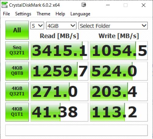 Kingston KC2500 1TB NVMe M.2 SSD Review vs Samsung 970 Evo – High end performance at a reasonable price 12