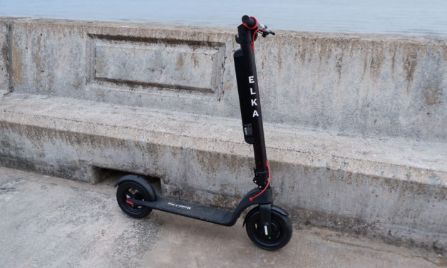 Elka Model-T Pro Electric Scooter Review – Shows potential against Xiaomi Mi M365
