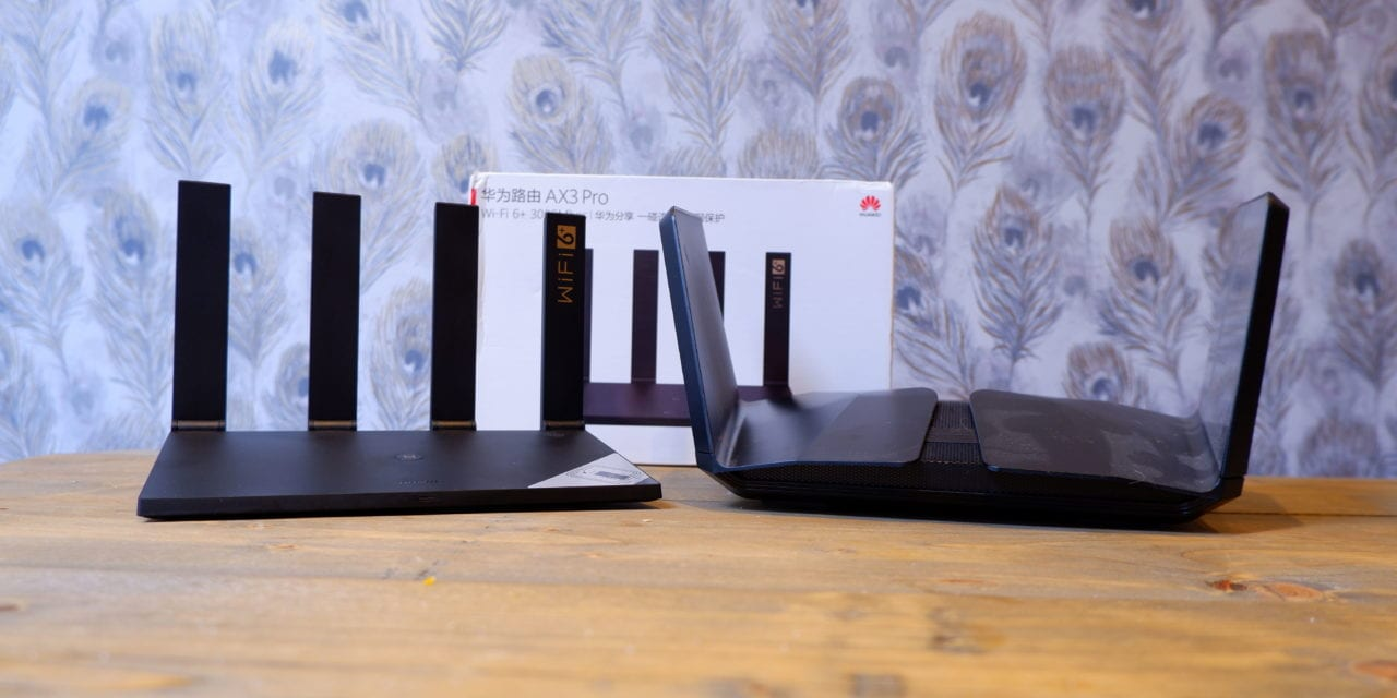 Huawei WiFi AX3 Pro / Honor Router 3 Review vs Netgear RAX120 – Is Wi-Fi 6+ any better or just marketing BS?