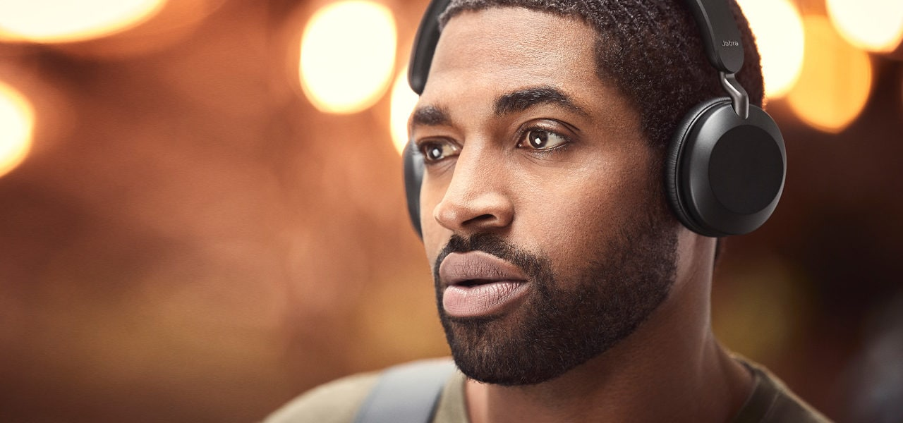 Jabra Elite 45h Launched – £90 On-ear headphones with 50 hours battery life