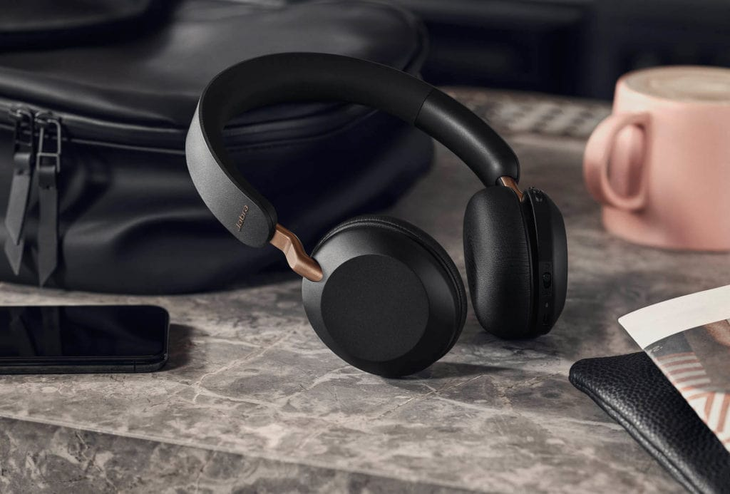 Jabra Elite 45h Launched - £90 On-ear headphones with 50 hours battery life 2