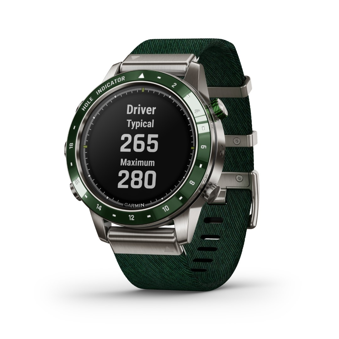 Garmin MARQ Golfer arrives for £1,699.99 preloaded with 41,000 golf courses 2