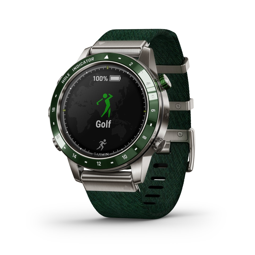 Garmin MARQ Golfer arrives for £1,699.99 preloaded with 41,000 golf courses 3
