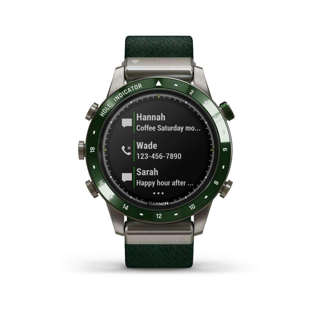 Garmin MARQ Golfer arrives for £1,699.99 preloaded with 41,000 golf courses 5