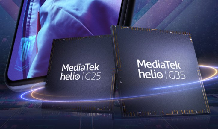 MediaTek Helio G25 vs G35 vs P35 – Mediatek rebranding a two-year-old chipset again, passing them off as a new budget gaming chipsets