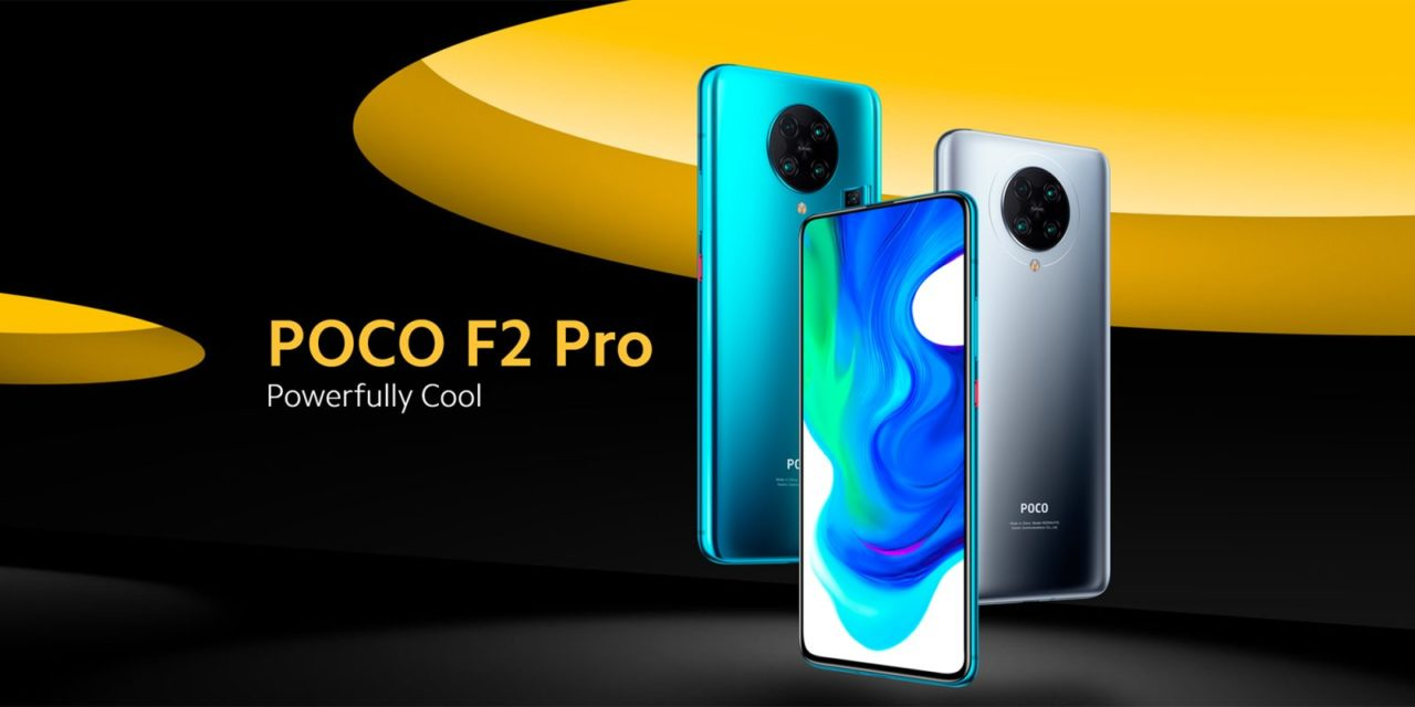 Xiaomi Poco F2 Pro in UK available for £479 with voucher code for 8GB/256GB model (or 6GB/128GB for £437 from Amazon Spain)