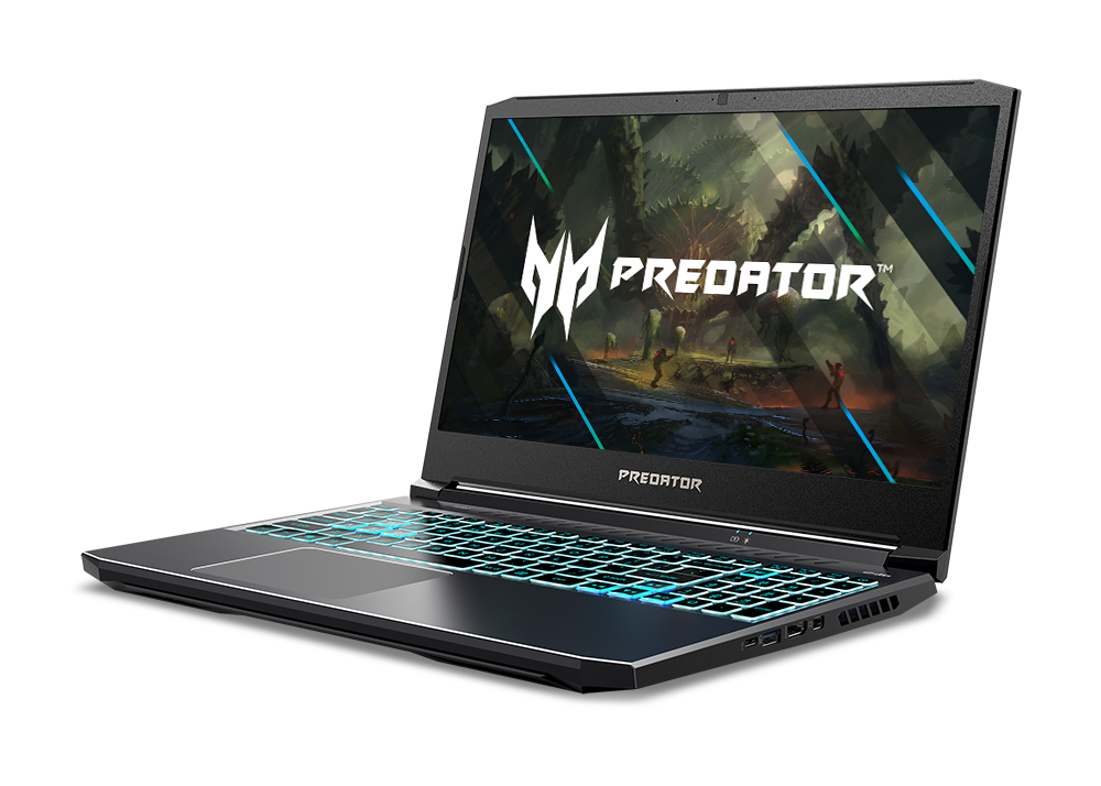 Acer Predator Helios, Triton & Nitro Gaming Laptops get upgraded with 10th gen Comet Lake CPUs & up to GeForce RTX 2080 SUPER GPU options - next@acer GPC 6